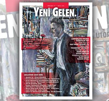 Yeni Gelen Dergi Genel Yayın Yönetmeni B. Sadık Albayrak İle Söyleşi