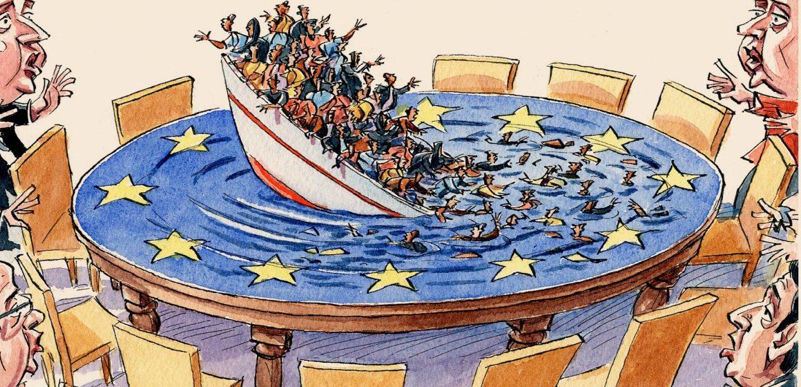 Orhan Kiper Yazdı; Göçmen Sorununa Çözüm Arayışı