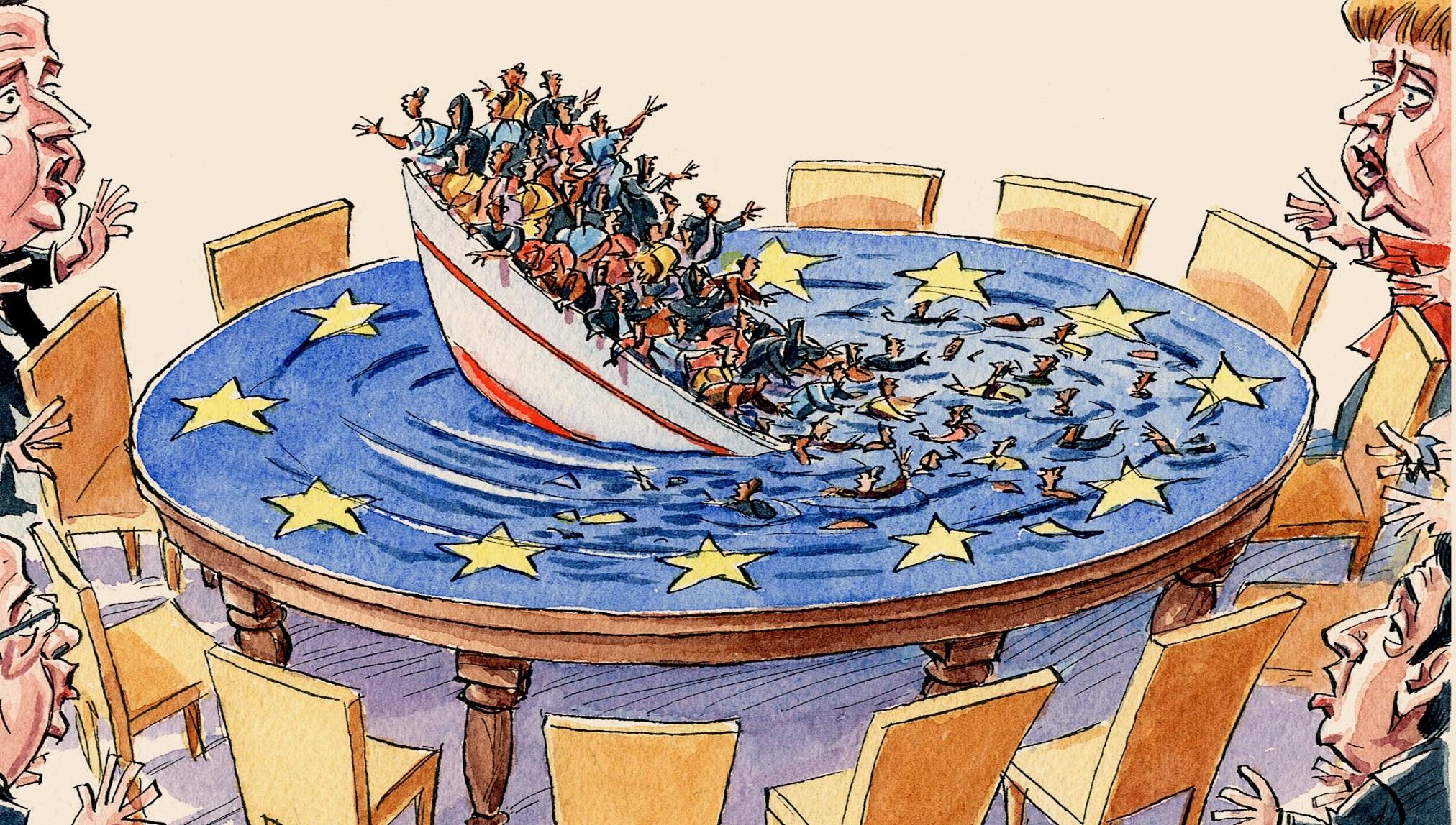 göçmen sorunu