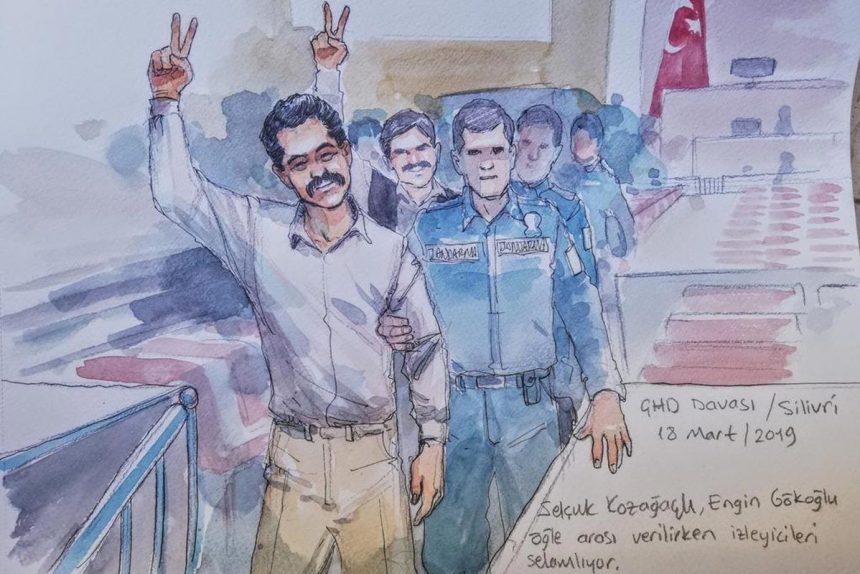 Halkın Avukatlarına Özgürlük !
